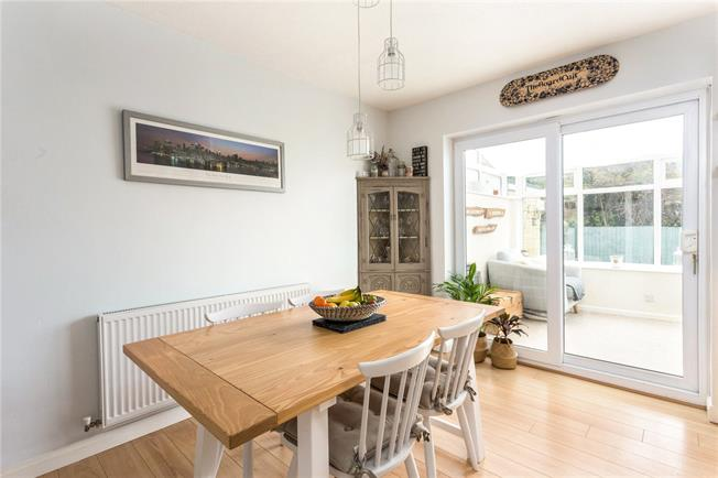Asking Price £262,500, 3 Bedroom Detached House For Sale in Abbeydale, GL4