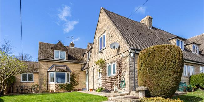 Guide Price £420,000, 4 Bedroom Semi Detached House For Sale in Stroud, Gloucestershire, GL6