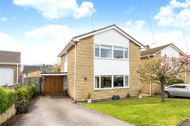 Asking Price £400,000, 4 Bedroom Detached House For Sale in Gloucester, Gloucestershi, GL4