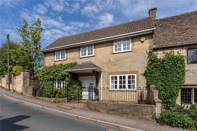 Asking Price £625,000, 4 Bedroom Semi Detached House For Sale in Painswick, GL6