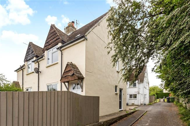 Asking Price £175,000, 1 Bedroom End of Terrace House For Sale in Painswick, GL6