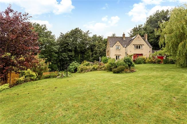 Asking Price £650,000, 4 Bedroom Detached House For Sale in Slad, GL6