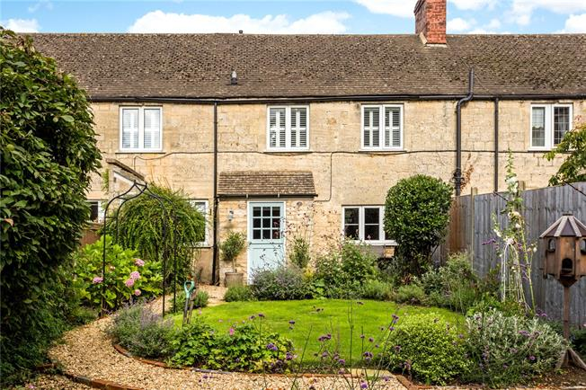 Asking Price £400,000, 3 Bedroom Terraced House For Sale in Painswick, GL6