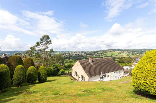 Asking Price £585,000, 3 Bedroom Bungalow For Sale in Sheepscombe, GL6