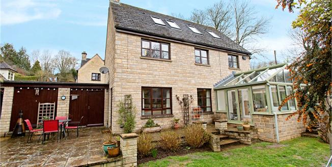 Asking Price £545,000, 6 Bedroom Detached House For Sale in Painswick, Stroud, GL6