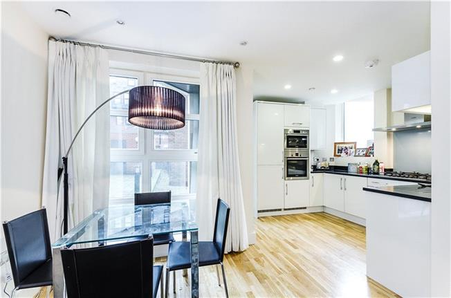 Asking Price £595,000, 1 Bedroom Flat For Sale in London, SW1V
