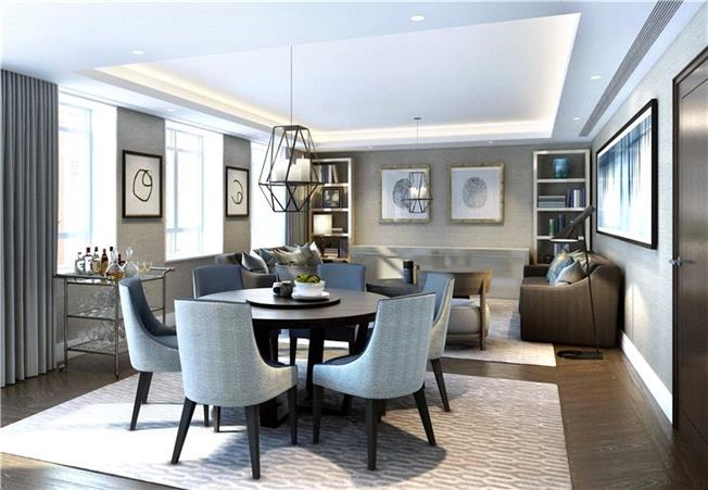 Asking Price £1,965,000, 2 Bedroom Flat For Sale in London, SW1P