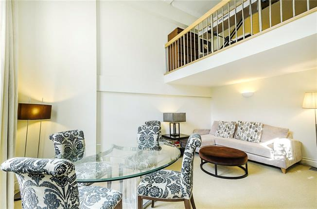 Asking Price £1,445,000, 2 Bedroom Flat For Sale in London, SW1P