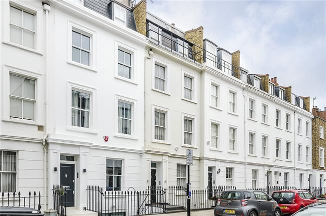 Asking Price £2,250,000, 4 Bedroom Terraced House For Sale in London, SW1V