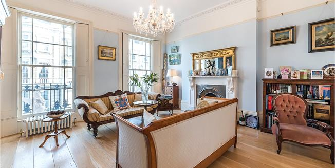 Guide Price £2,950,000, 5 Bedroom Terraced House For Sale in London, SW1V