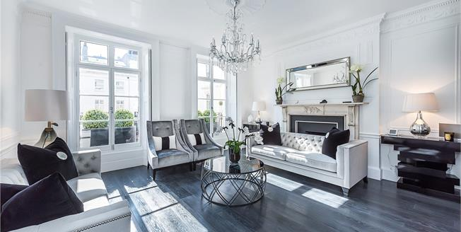 Asking Price £4,500,000, 5 Bedroom Terraced House For Sale in London, SW1W