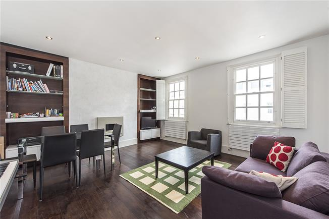 Asking Price £1,175,000, 2 Bedroom Flat For Sale in London, SW1V
