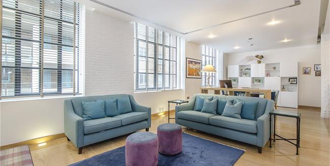 Asking Price £1,850,000, 3 Bedroom Flat For Sale in London, SW1P