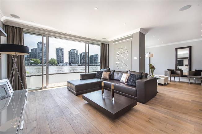 Asking Price £3,575,000, 2 Bedroom Flat For Sale in London, SW1V