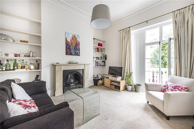 Asking Price £695,000, 1 Bedroom Flat For Sale in London, SW1V