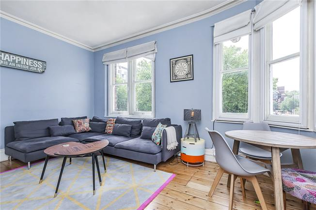 Asking Price £499,950, 1 Bedroom Flat For Sale in London, SW1P
