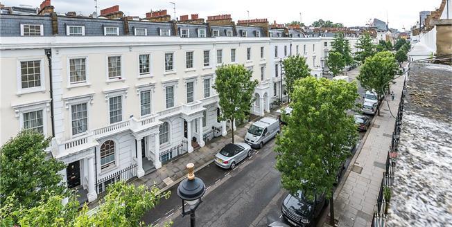 Asking Price £1,699,950, 5 Bedroom Flat For Sale in London, SW1V
