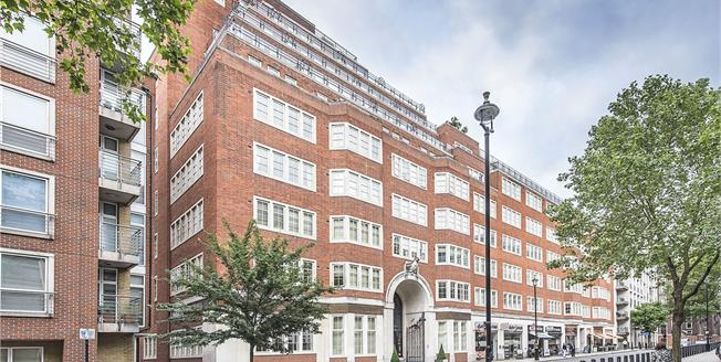 Asking Price £975,000, 2 Bedroom Flat For Sale in London, SW1P