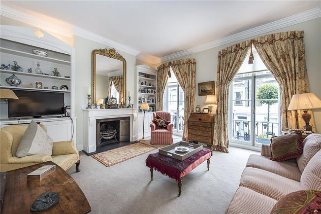 Asking Price £3,500,000, 4 Bedroom Terraced House For Sale in London, SW1V