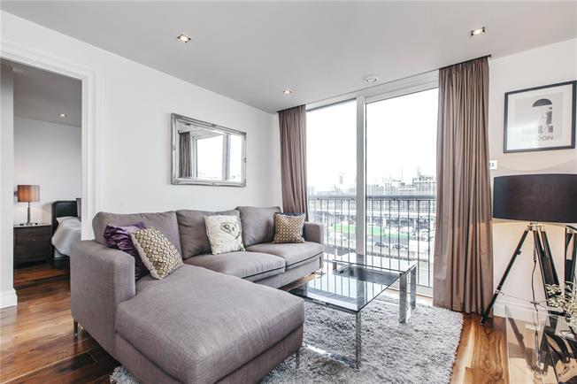 Asking Price £1,150,000, 2 Bedroom Flat For Sale in London, SW1V