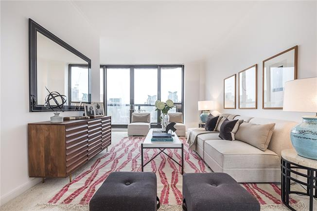 Asking Price £1,825,000, 3 Bedroom Flat For Sale in London, SW1V
