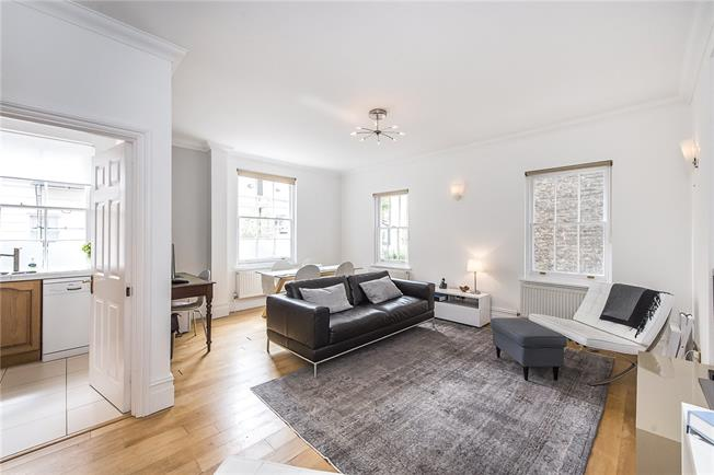 Asking Price £1,275,000, 3 Bedroom Flat For Sale in London, SW1V