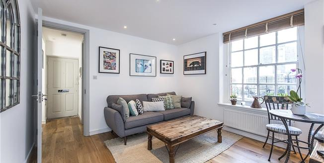 Asking Price £815,000, 3 Bedroom Flat For Sale in London, SW1P