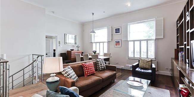 Asking Price £1,225,000, 3 Bedroom Flat For Sale in London, SW1V