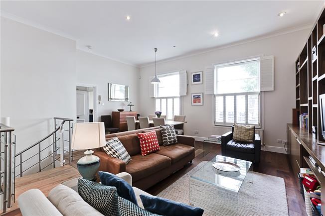 Asking Price £1,250,000, 3 Bedroom Flat For Sale in London, SW1V