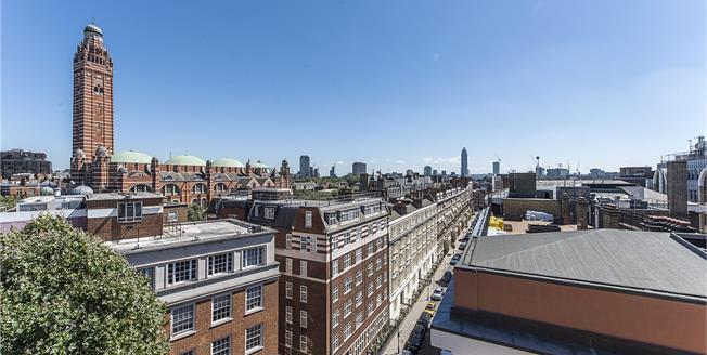 Asking Price £3,950,000, 4 Bedroom Flat For Sale in London, SW1P