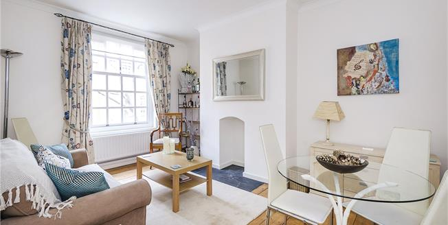 Asking Price £575,000, 1 Bedroom Flat For Sale in London, SW1P