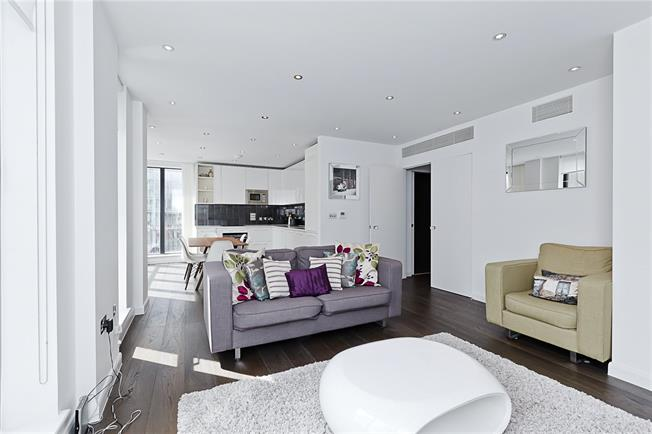 Asking Price £1,385,000, 3 Bedroom Flat For Sale in London, SW1E
