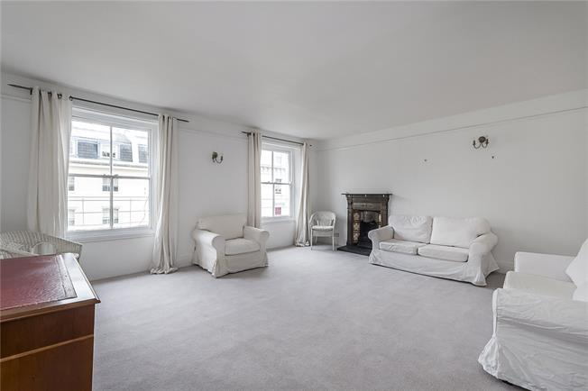 Guide Price £925,000, 3 Bedroom For Sale in London, SW1V