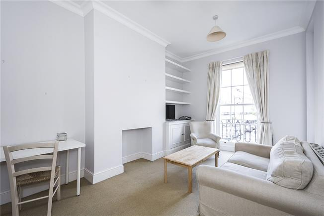 Asking Price £625,000, 1 Bedroom Flat For Sale in London, SW1V