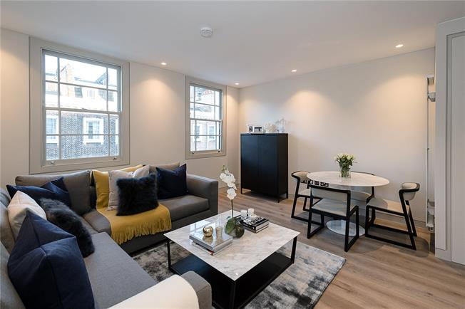 Asking Price £775,000, 2 Bedroom Flat For Sale in London, SW1V