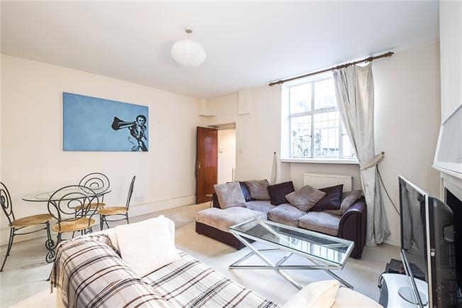 Asking Price £665,000, 2 Bedroom Flat For Sale in London, SW1V
