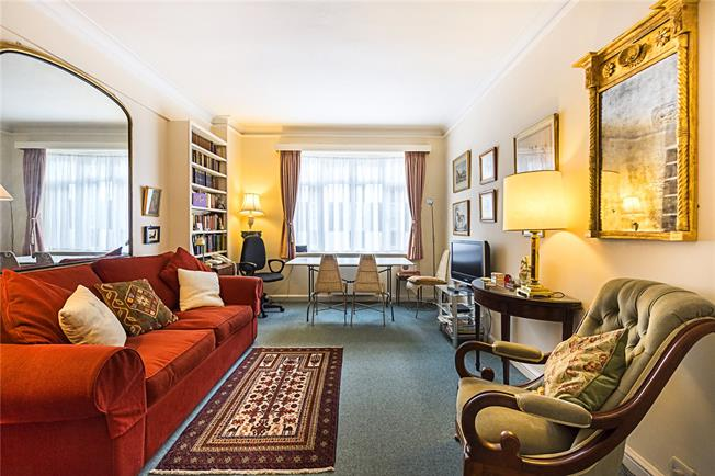 Asking Price £595,000, 1 Bedroom Flat For Sale in London, SW1P