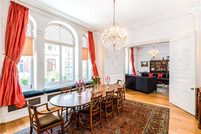 Asking Price £2,950,000, 3 Bedroom Flat For Sale in London, SW1P