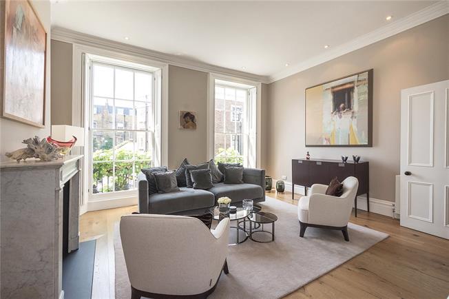 Asking Price £2,250,000, 3 Bedroom Flat For Sale in London, SW1V