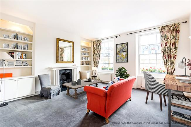Asking Price £1,250,000, 2 Bedroom Flat For Sale in London, SW1V