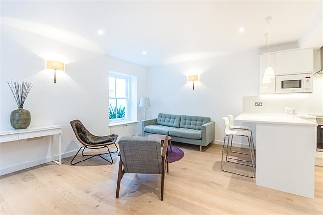 Asking Price £999,950, 3 Bedroom Flat For Sale in 15 Churton Place, SW1V