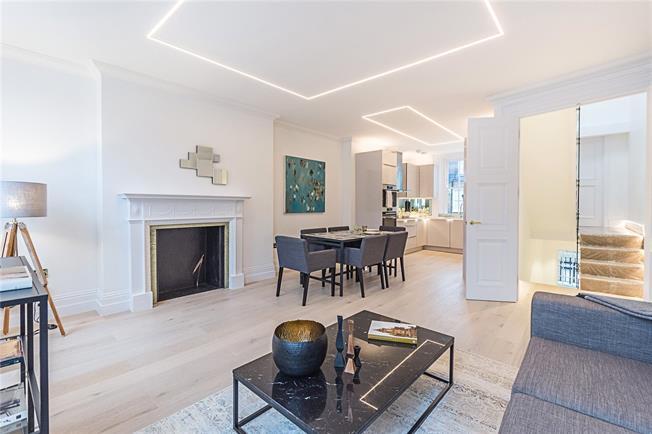 Asking Price £1,500,000, 2 Bedroom Flat For Sale in London, SW1V