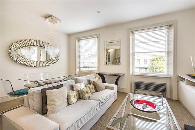 Price on Application, 3 Bedroom Flat For Sale in London, SW1V