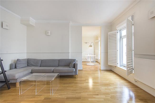 Asking Price £1,250,000, 3 Bedroom Flat For Sale in London, SW1V