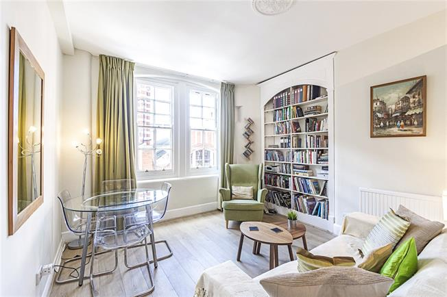 Asking Price £550,000, 1 Bedroom Flat For Sale in London, SW1P