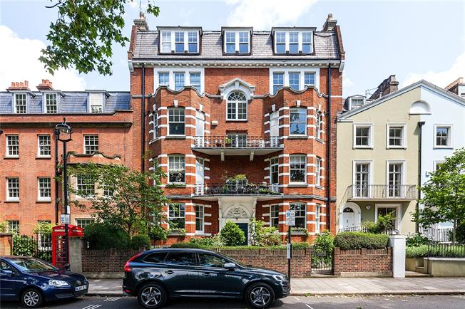 Asking Price £531,000, 1 Bedroom Flat For Sale in London, SW1P