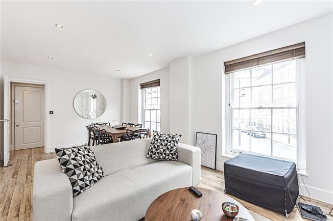 Asking Price £775,000, 2 Bedroom Flat For Sale in London, SW1P