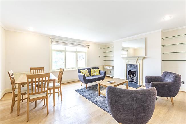 Asking Price £675,000, 1 Bedroom Flat For Sale in London, SW1V