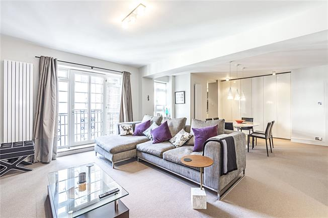 Asking Price £1,350,000, 2 Bedroom Flat For Sale in London, SW1P
