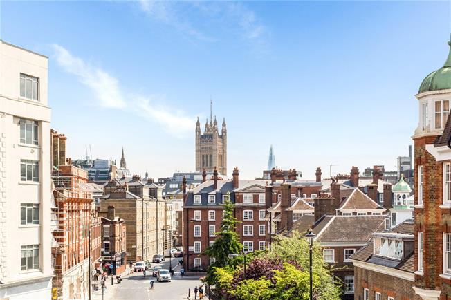 Asking Price £1,250,000, 3 Bedroom Flat For Sale in London, SW1P